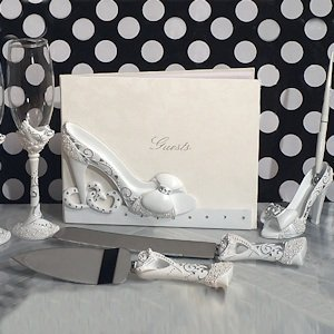 Belle of the Ball Shoe Design Wedding Collection image
