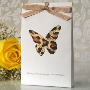 Scentsational Collection Butterfly Sachet Favors image