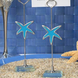 Ocean Starfish Place Card Holder image