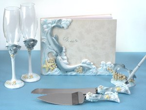 Oceans of Love Reception Accessory Set image