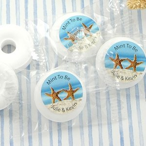 Life Savers Beach Themed Party Favor Mints (Many Designs) image