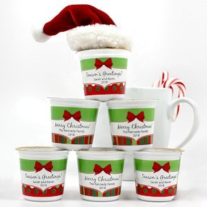 Holiday K-Cup Coffee Favors image