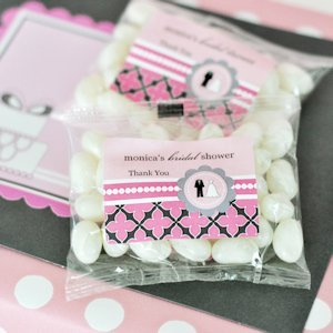Jelly Bean Personalized Food Wedding Favors image