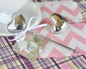 Heart Tea Infusers Favors image