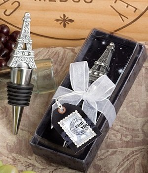 Eiffel Tower Bottle Stoppers image