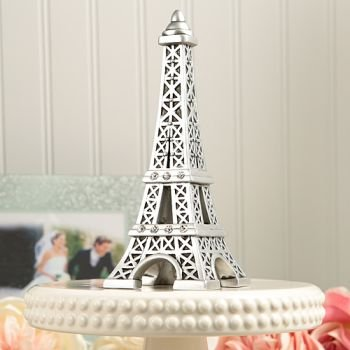 Eiffel Tower Centerpiece/Cake Topper image