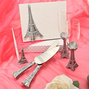 Eiffel Tower Wedding Day Collection image