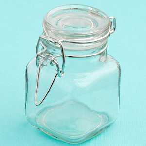 Perfectly Plain Collection Apothecary Jar Favors image