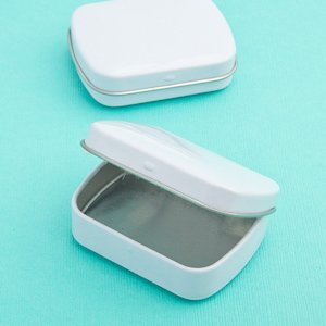 Perfectly Plain Collection Mint Tins image