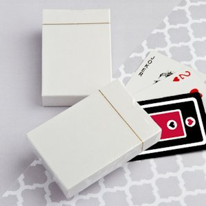 Perfectly Plain Collection Playing Cards image