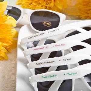 Personalized Party Favor Sunglasses image