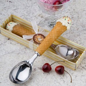Ice Cream Lovers Ice Cream Scoop Party Favors image