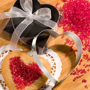 Heart Shaped Cookie Cutter Favors image