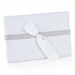 Bling Wedding Guest Book image