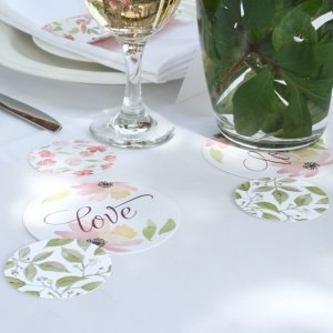 Floral Forever Table Decorations (Set of 32) image