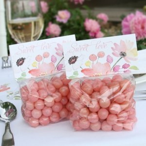 Floral Forever Treat Toppers (Set of 25) image