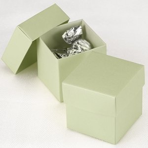 Mix and Match Two Piece Juniper Favor Boxes (Set of 25) image