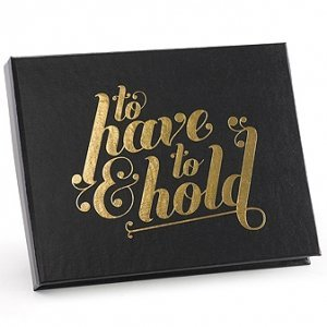 Have & Hold Guest Book image
