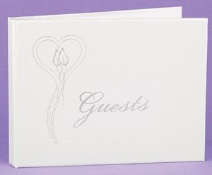 Loves Embrace Guest Book image