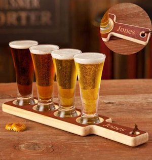 Personalized Beer Tasting Set image