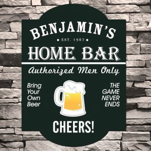 Personalized Classic Tavern Signs (8 Designs) image