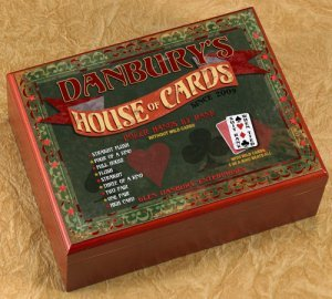 Personalized 'House of Cards' Cigar Humidor image
