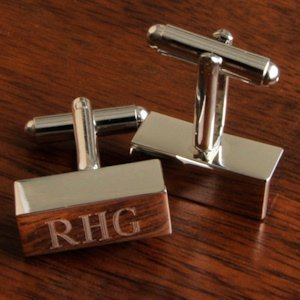 Personalized Cufflink Bars image