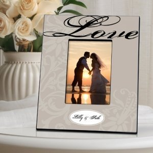 LOVE Couples Picture Frames (3 Colors) image
