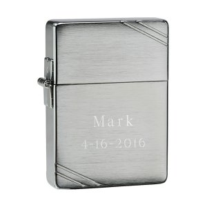 Personalized Replica 1935 Zippo Lighter image