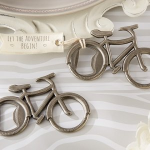 Bicycle Bottle Opener Favors image