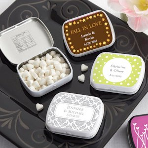 Custom Fall Themed Mint Tins (165 Designs) image