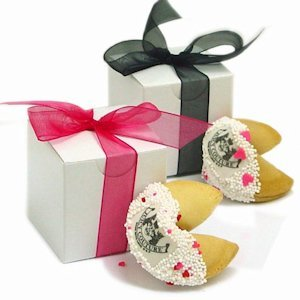 Gift Boxed Photo Fortune Cookie image