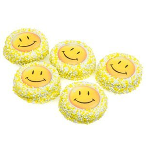 Smiley Oreo Cookie Favors image