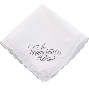 For Happy Tears Hankie image