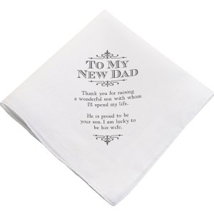New Dad Father-in-Law Hankie image