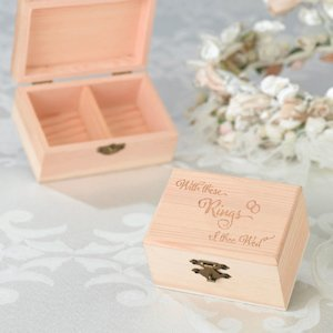 'With This Ring' Ring Bearer Box image