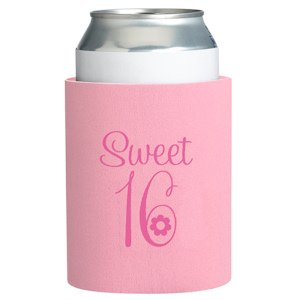 Sweet 16 Birthday Can Cozy image