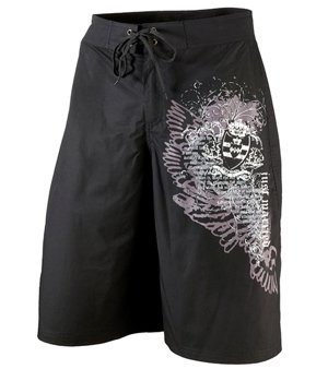 Just Married Board Shorts image