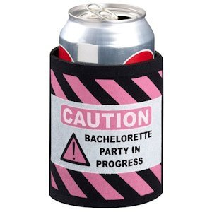 Bachelorette Party Cup Cozy image