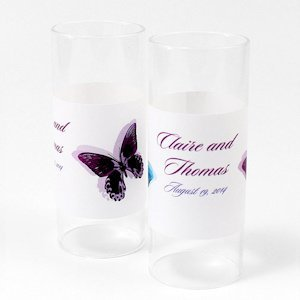 Beautiful Butterflies Mini Luminary Wrap (3 Colors) image