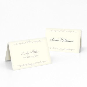 Equestrian Love Wedding Place Cards (Set of 6) image