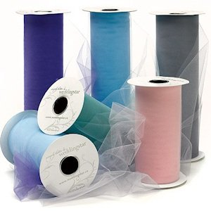 Decorative Tulle - 9 inch Roll image