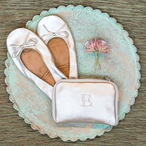 Pocket Shoes with Personalized Carry Case image