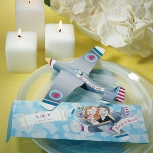 Love is in the Air Glider Wedding Favors (Set of 12) image