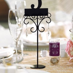 Ornamental Wire Tall Stationery Holders (Set of 6) image