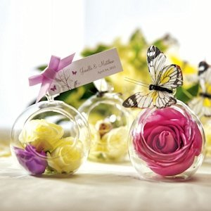Blown Glass Globes (Set of 4) image