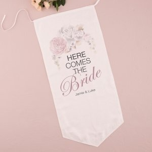 Floral Dreams Down The Aisle Banner image