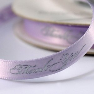 Thank You Ribbon for Favors image