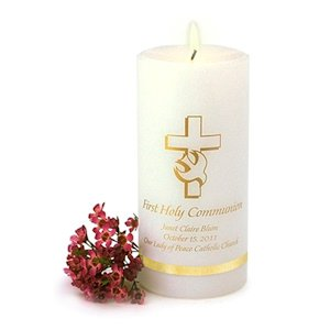 First Communion Candle image