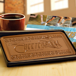 Custom Logo Chocolate Bar (8 oz)